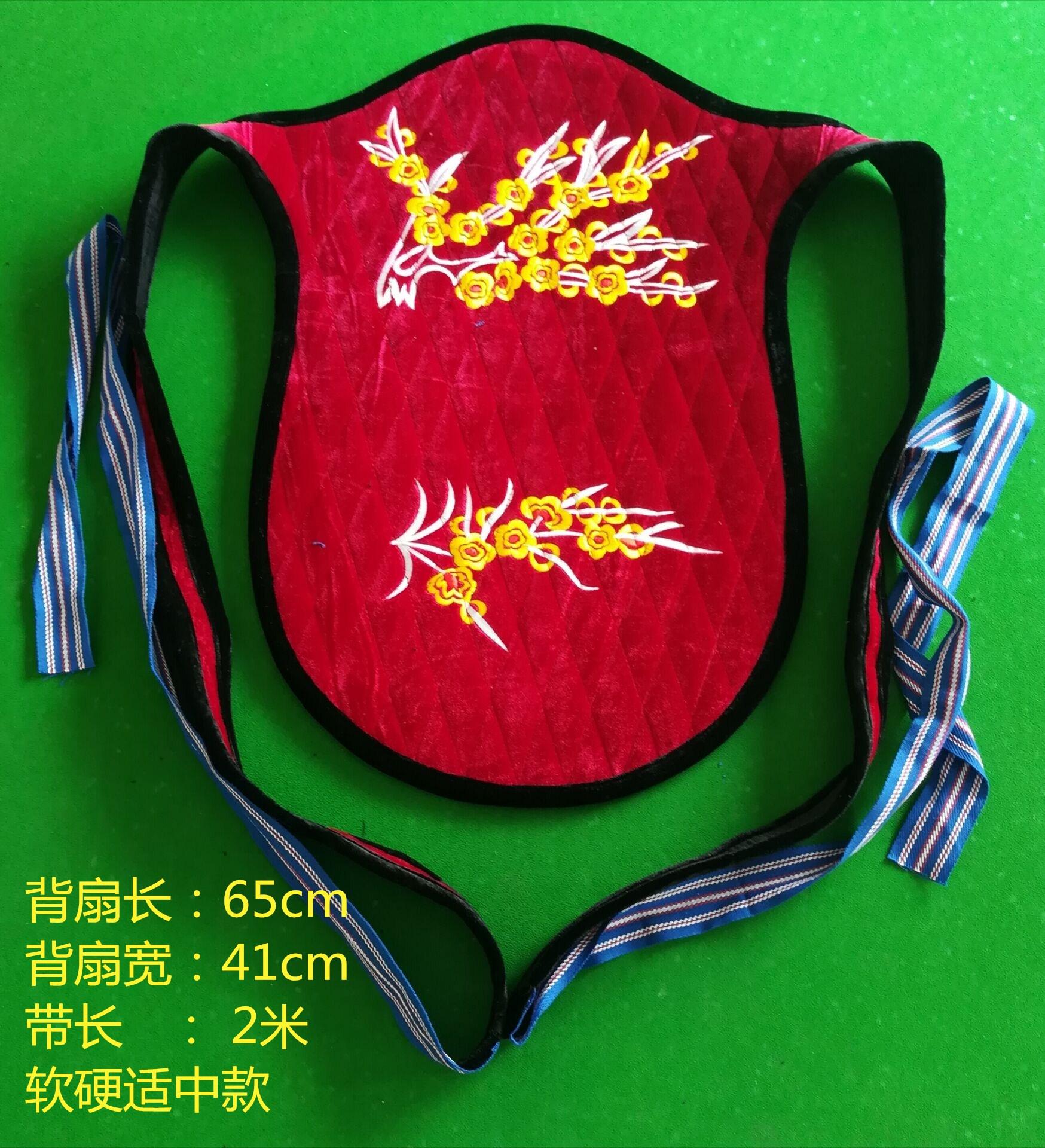 云南贵州四川背扇新生儿老式传统背扇背宝宝婴儿小孩的背带四季