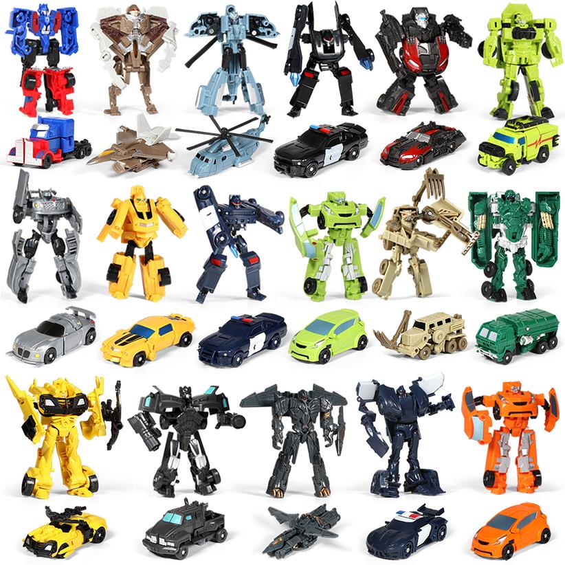机器人金刚迷你大黄蜂小型变形玩具好不好