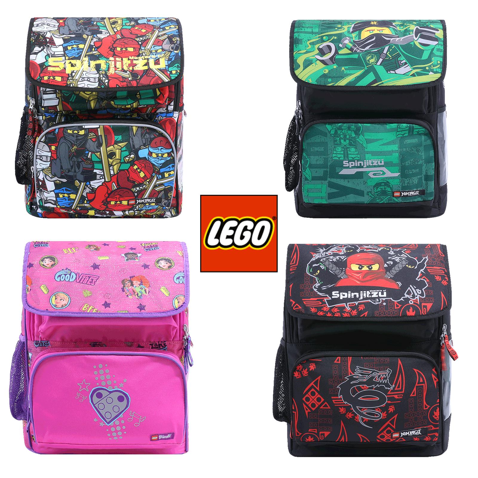 【直营】lego小学生幻影忍者硬壳书包热销0件正品保证
