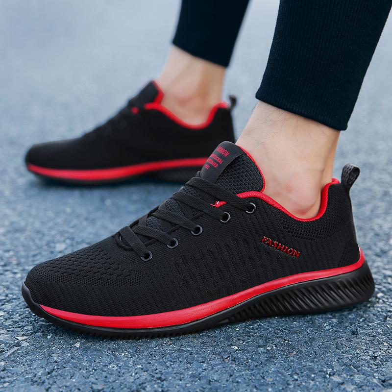 透气网布鞋跑步透气2020年新款男鞋