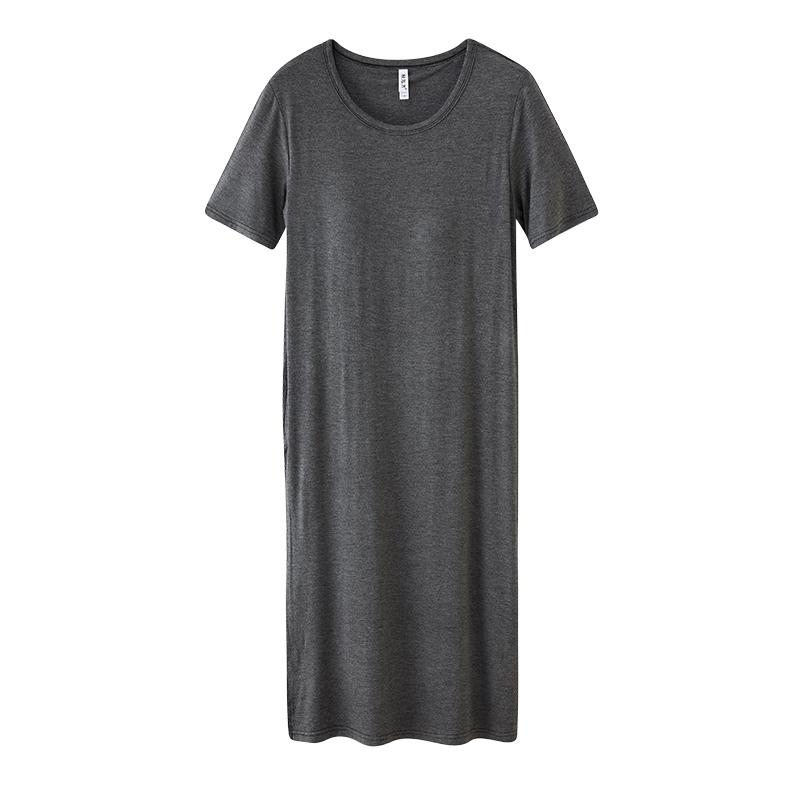 自带学生胸垫夏裙可外穿大码连衣裙79.80元包邮