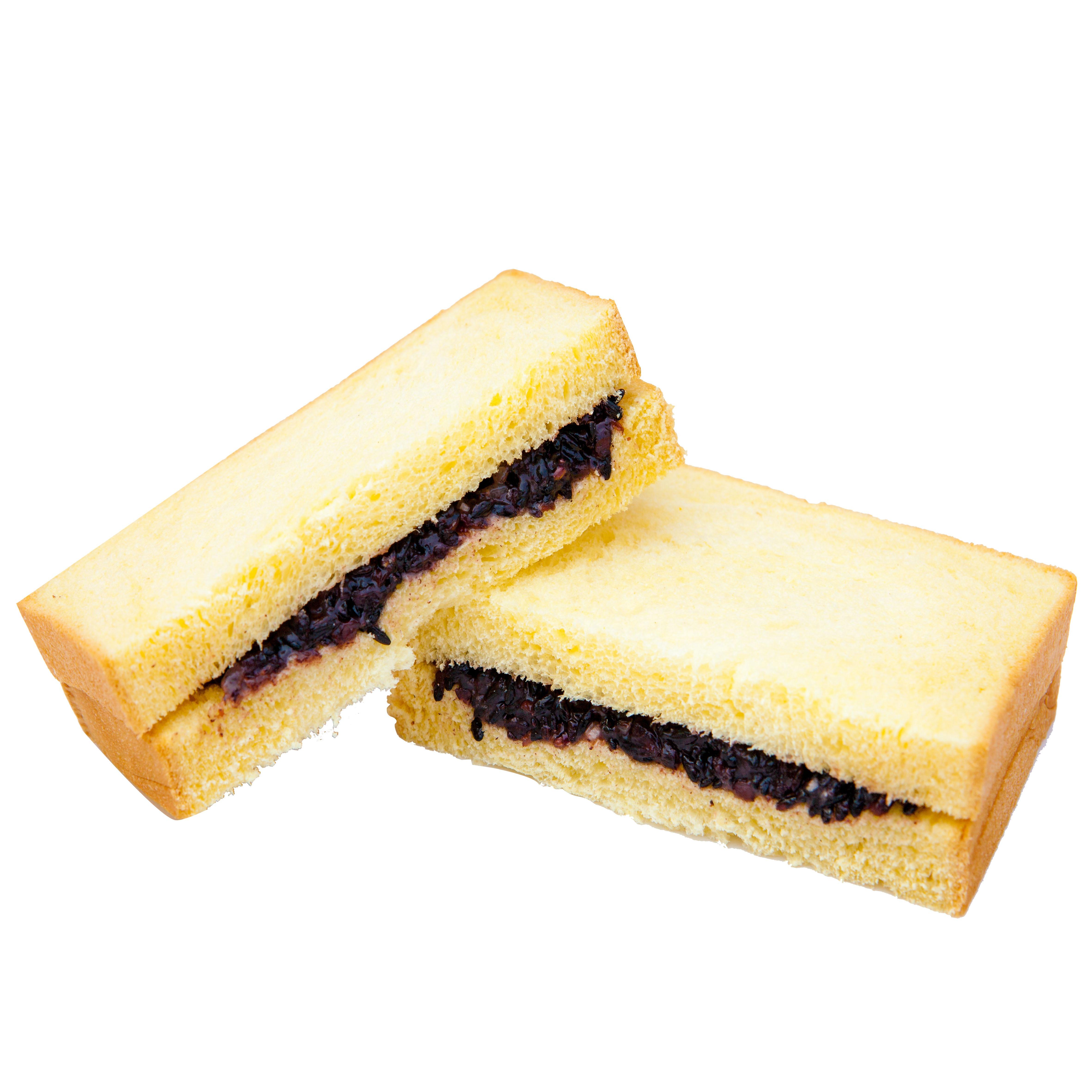 正品保证枢洋园吐司紫米面包营养早餐整箱零食炼乳小口袋奶酪面包蛋糕点心
