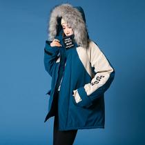 加肥加大女棉衣羽绒棉服胖mm女装外套冬季特大码240斤胖妹妹冬装
