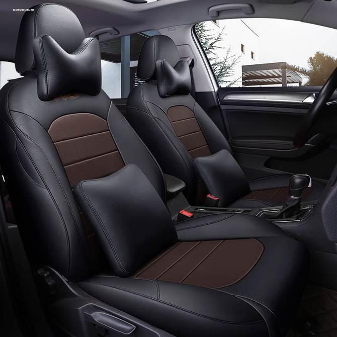 汽车坐垫 11款 专用通用 轩逸06 四季 真皮座套日产经典