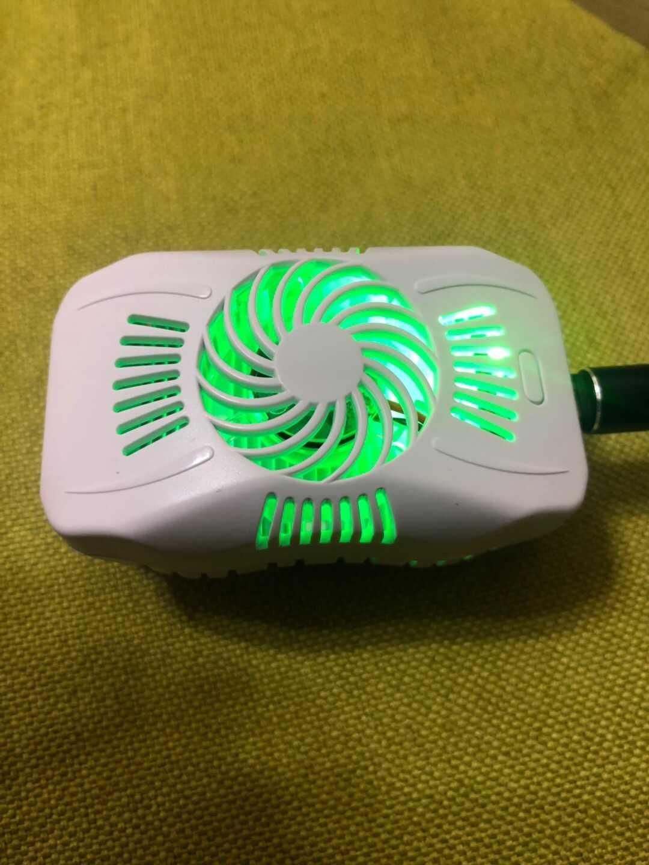 手机制冷半导体散热器降温吃鸡游戏冷却直播冰封支架主播背夹风扇