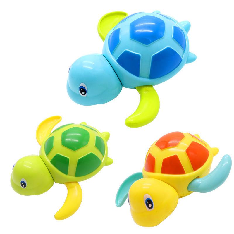 The new water, small turtle, and the same kind of swimming, small turtle, baby, baby, tiktok, and toys.
