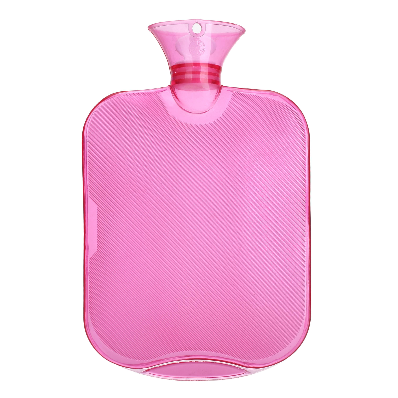 加厚防爆pvc热水袋注水大号2升充水暖水袋女暖宫热敷护肚暖手宝宝