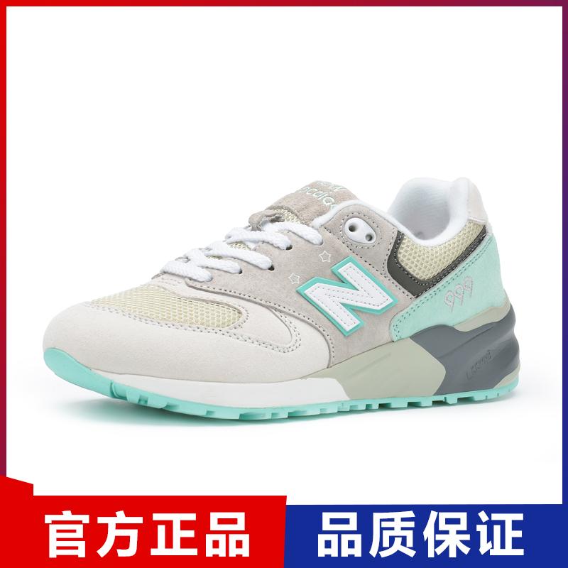 新百伦运动女鞋有限公司恩拜伦nb999男鞋2019新款580学生跑步鞋秋