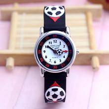 可爱卡通小男孩儿童手表韩版防水小学生石英腕表女童玩具电子表