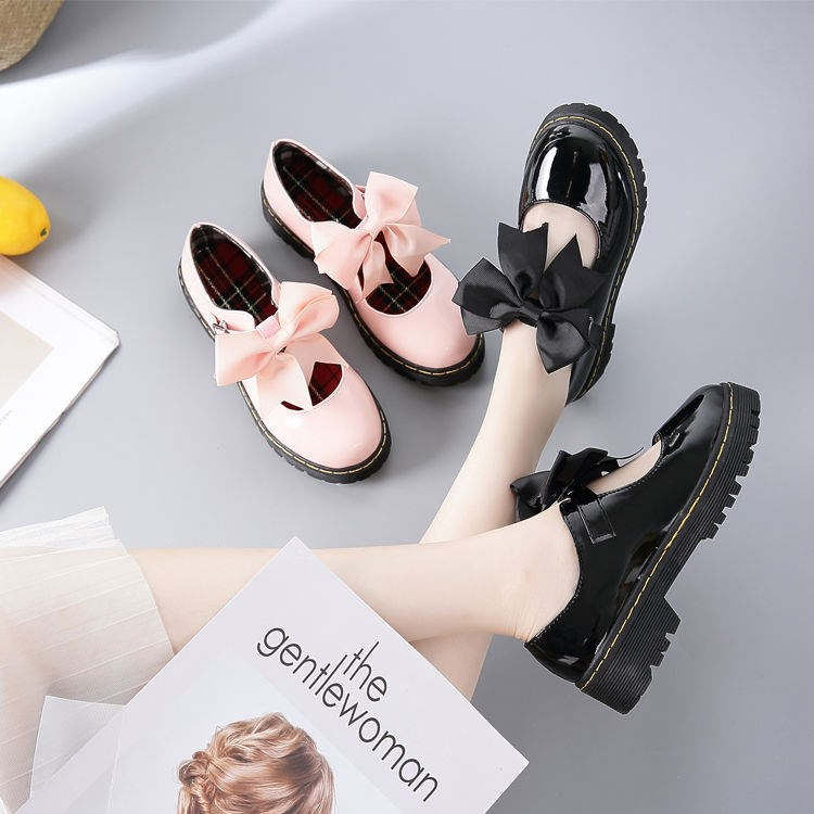 Lolita hollow leather shoes summer soft girl shoes Japanese Mary Jane single shoes lovely round head student doll shoes