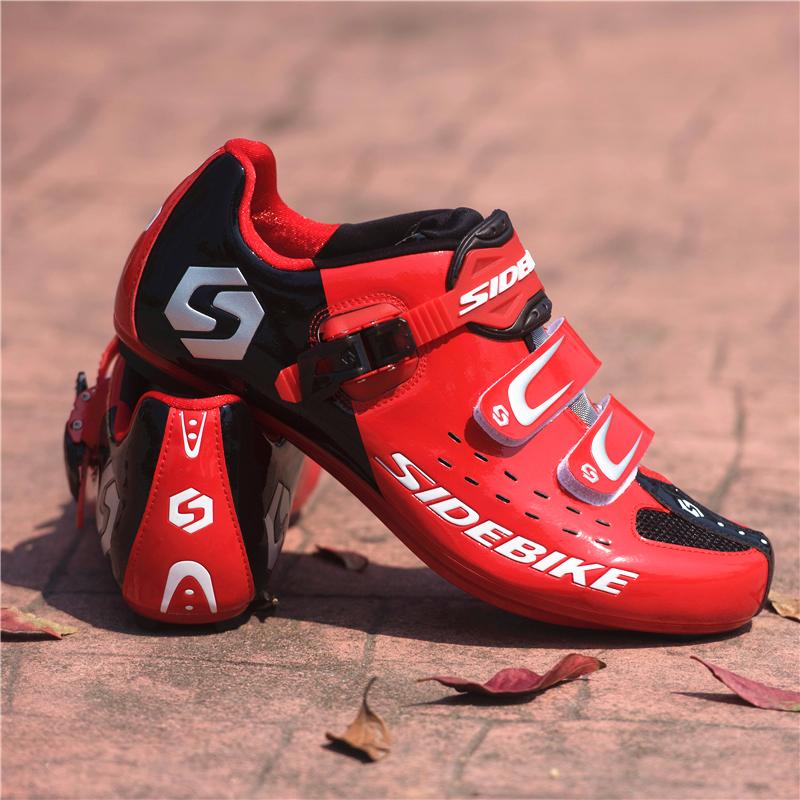 Sidebike road bike lock shoes mountain sports bike riding lock shoes road bike lock pedal suit for men and women