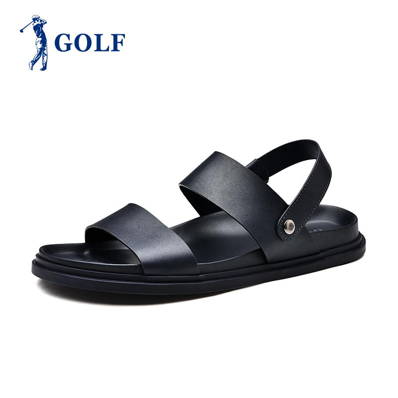 Golf outlets mens sandals summer outdoor dual-purpose comfortable simple fashion mens sandals