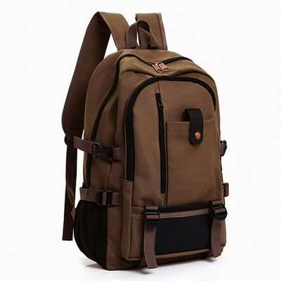 Portable middle aged classic backpack for office workers 2018 fabric multi purpose mens backpack mens thickened portable