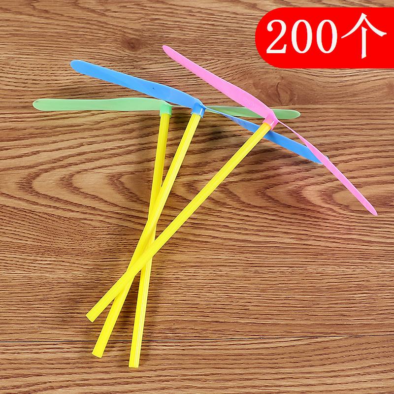 9块8包邮手推飞碟飞天轮旋转竹蜻蜓飞天仙子儿童创意新奇特小玩具