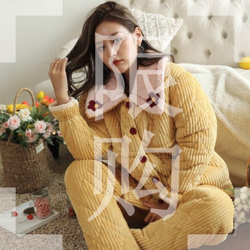 Pajamas, pajamas, winter clothes, womens breast feeding in late pregnancy