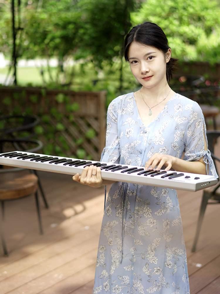 券后735.30元钢琴键盘便携式专业版成人电子琴