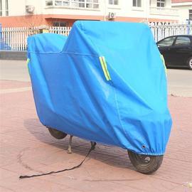 防雨布防风电瓶自行车防尘防晒车罩防盗加厚防水罩盖四季电动摩托