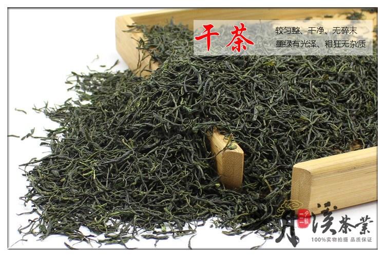 三月溪2019新茶叶信阳毛尖浓香雨前高山春绿茶散装茶农直销共500g