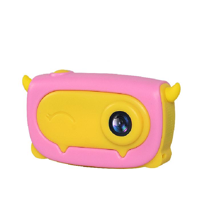 儿童数码相机小单反迷你卡通仿真玩具拍立得高清拍照学生生日礼热销0件限时抢购