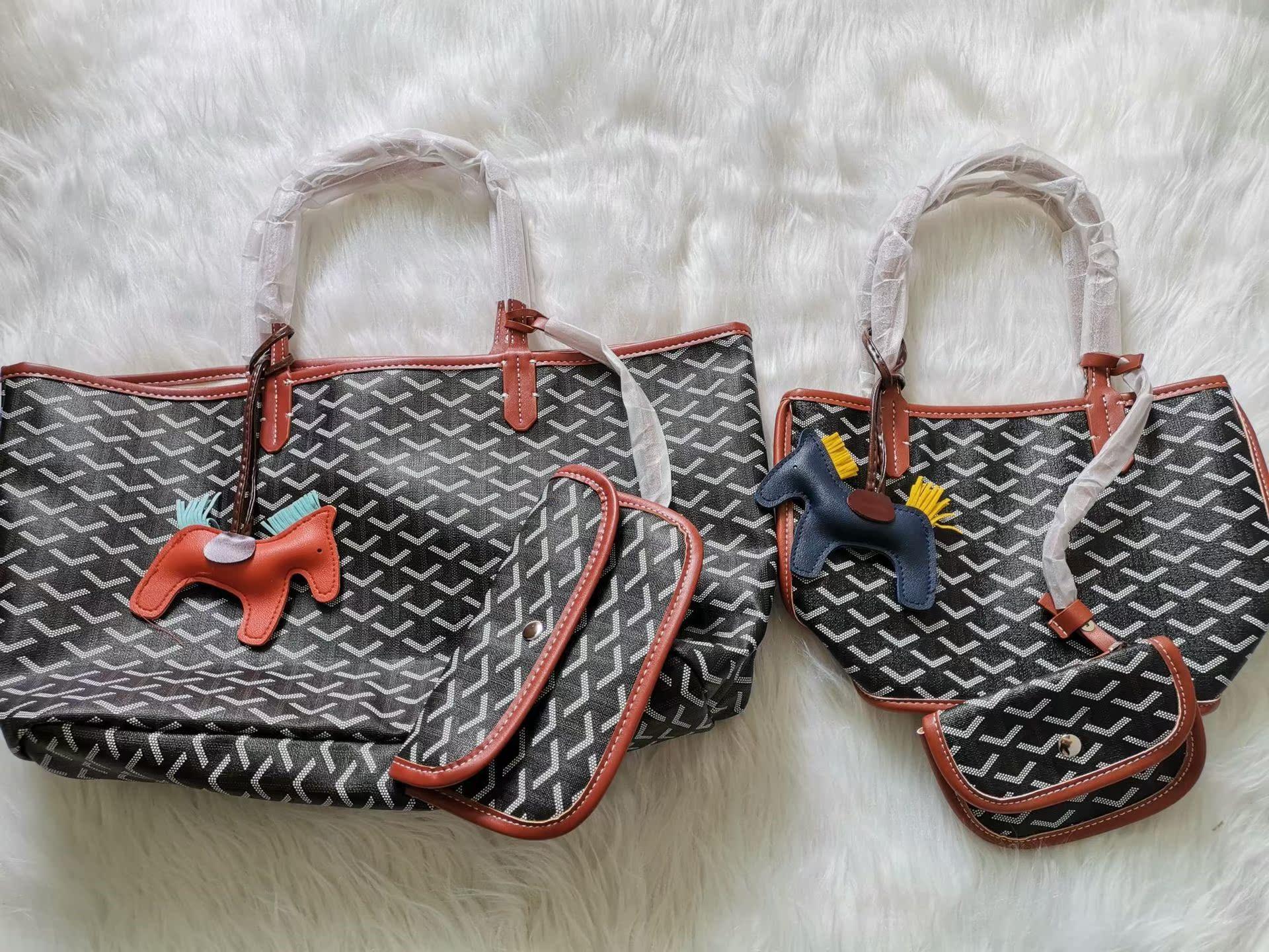 11月06日最新优惠韩国东大门狗牙包EMO mini购物袋菜篮子手提子母包休闲时尚手拎包