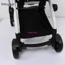 shopping basket for yoya baby stroller accessories the botto