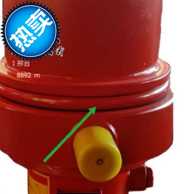 e自卸车配件油缸顶泵减震外部垫圈底座翻斗油缸橡胶垫橡胶外部胶