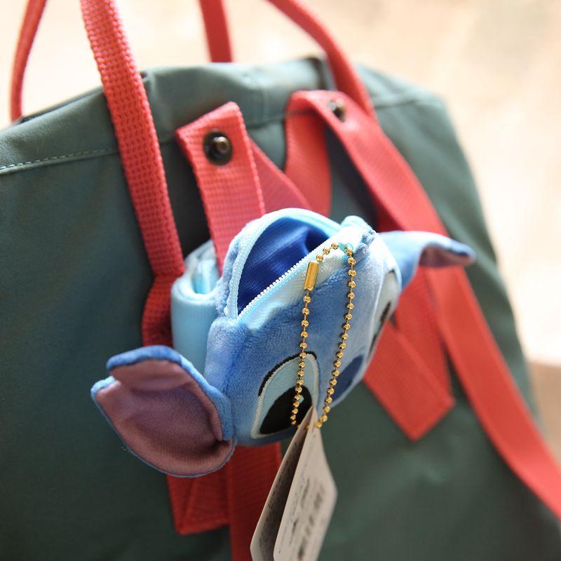 [parcel post] Velcro schoolbag small pendant cartoon doll zero purse backpack decoration Stuart bag