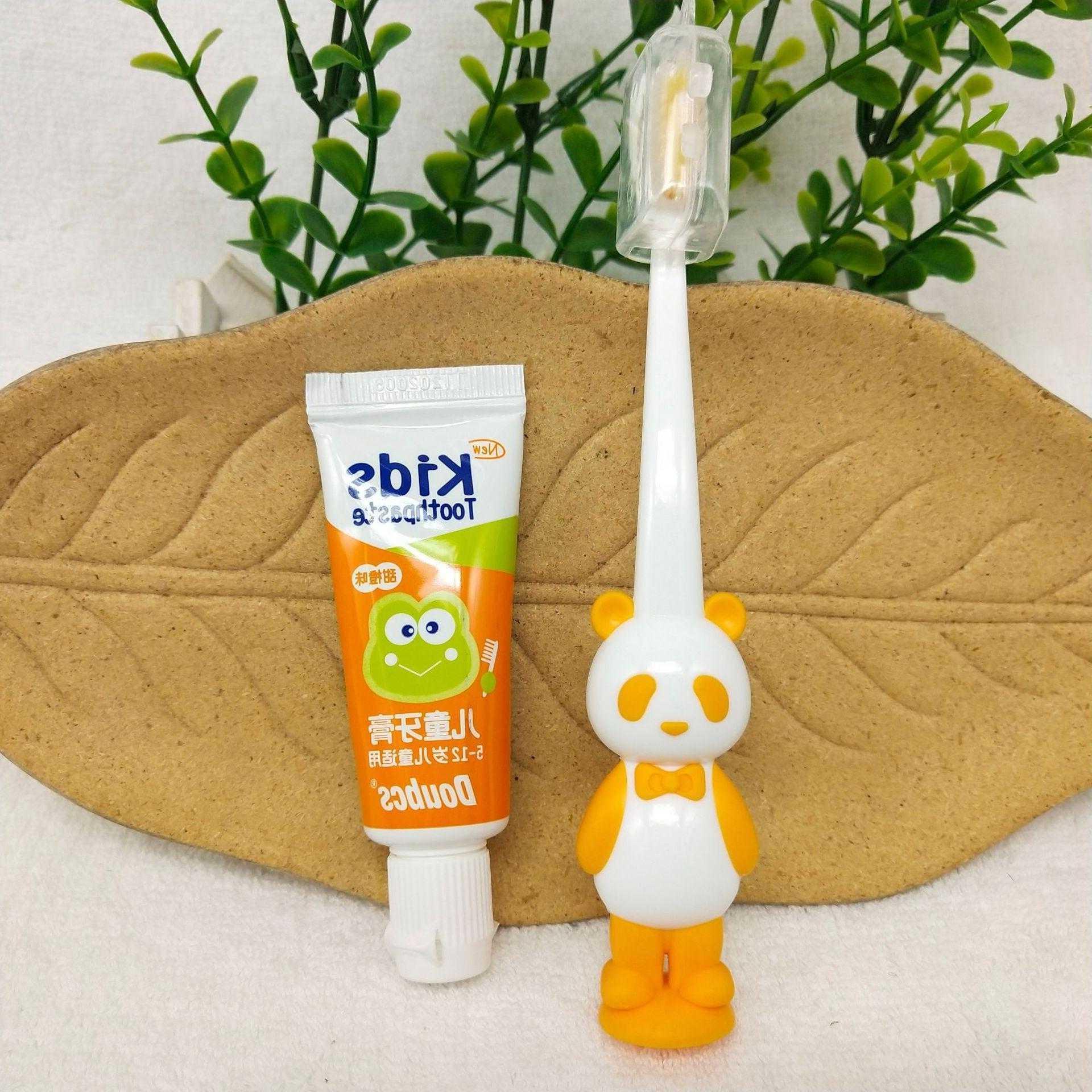 英国KIDS儿童旅行洗漱套装儿童旅游洗护专用酒店儿童洗发沐浴用品