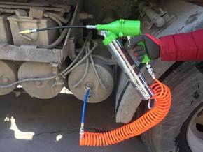 气动全自动电动高压打黄油机24v12v黄油枪220v挖机黄油加注油器泵