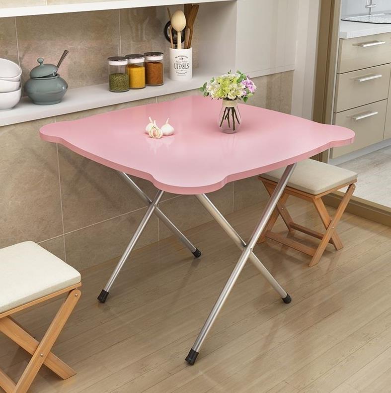 热销1件限时2件3折活动餐桌子折叠小桌多功能电脑桌子