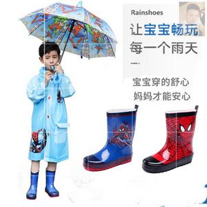 新款儿童雨鞋防滑防水雨靴鞋子女鞋婴儿鞋女士低帮春秋女童鞋新款