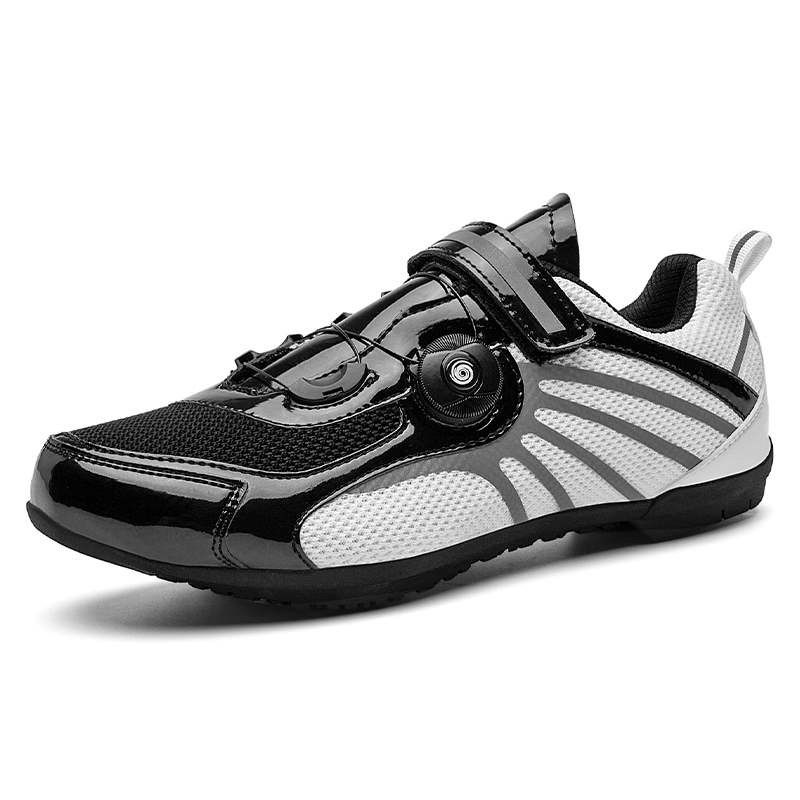 Power assisted bicycle cycling shoes for men and women