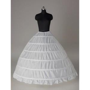 8层纱裙撑长款婚纱女生花边日常鱼骨可调节加里布裙衬舞蹈拖尾