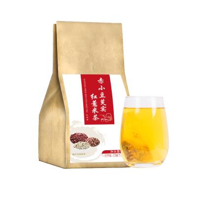 红豆薏米芡实茶饮赤小豆薏仁苦荞大麦茶叶花茶组合批发价