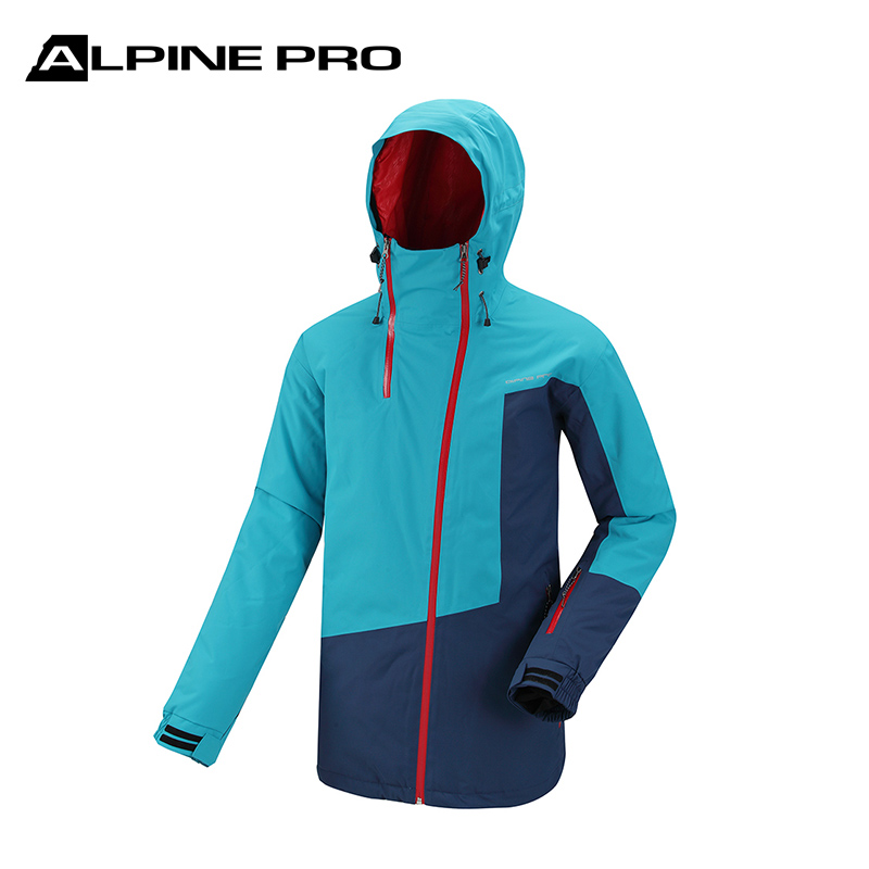 Alpine Pro mens winter outdoor waterproof thickened breathable ski suit mjcb037cn