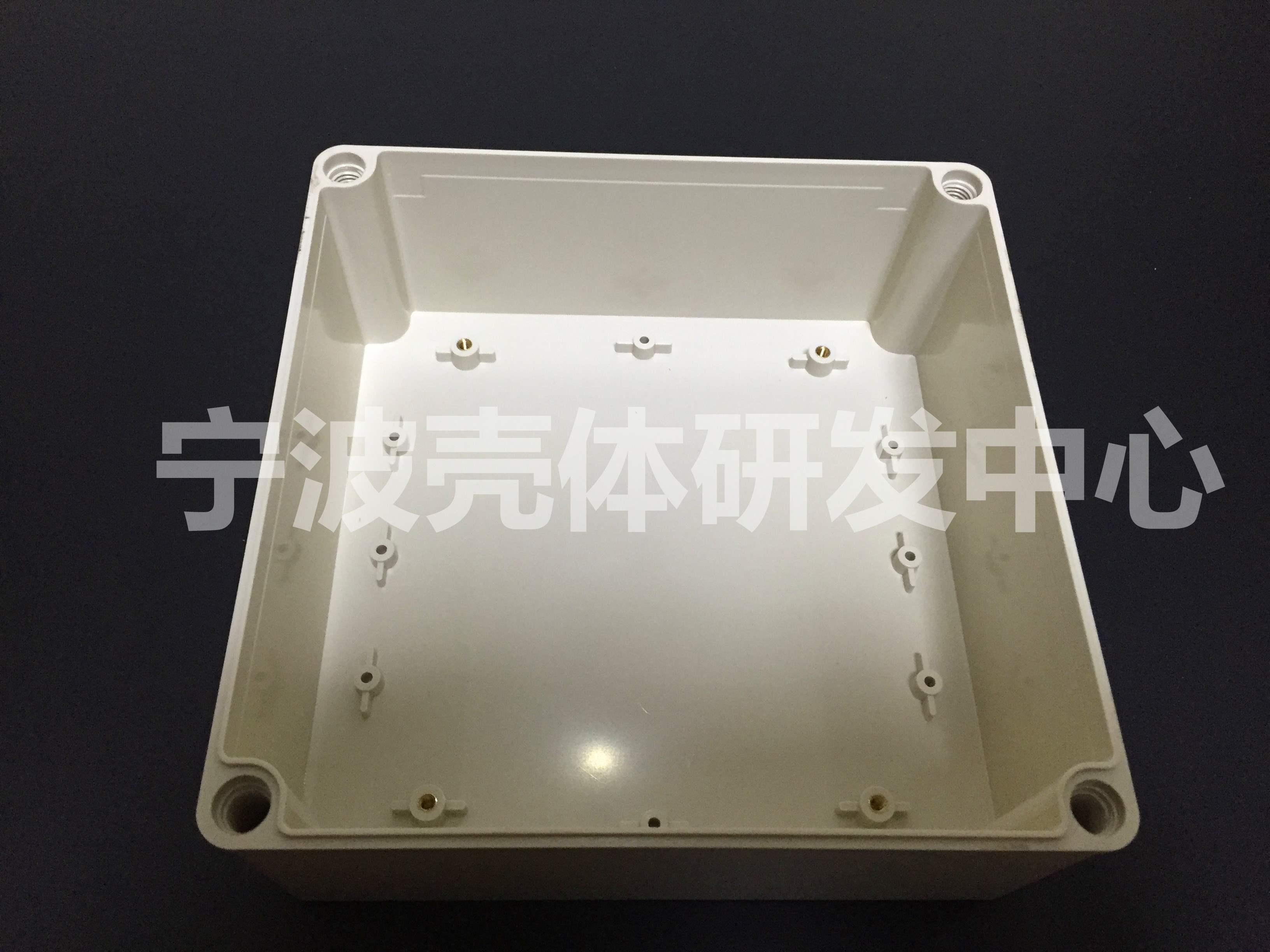 高档电源防水盒 电子仪表外壳 室外接线盒 开关按钮盒200*200*95