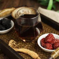 罐装全胚芽大颗粒荞麦茶包邮500g麦粒香金珍珠黑苦荞茶1送1买