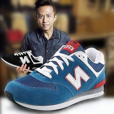 新佰倫春季新款运动鞋男韩版潮流N字男鞋透气百搭休闲鞋男跑步鞋
