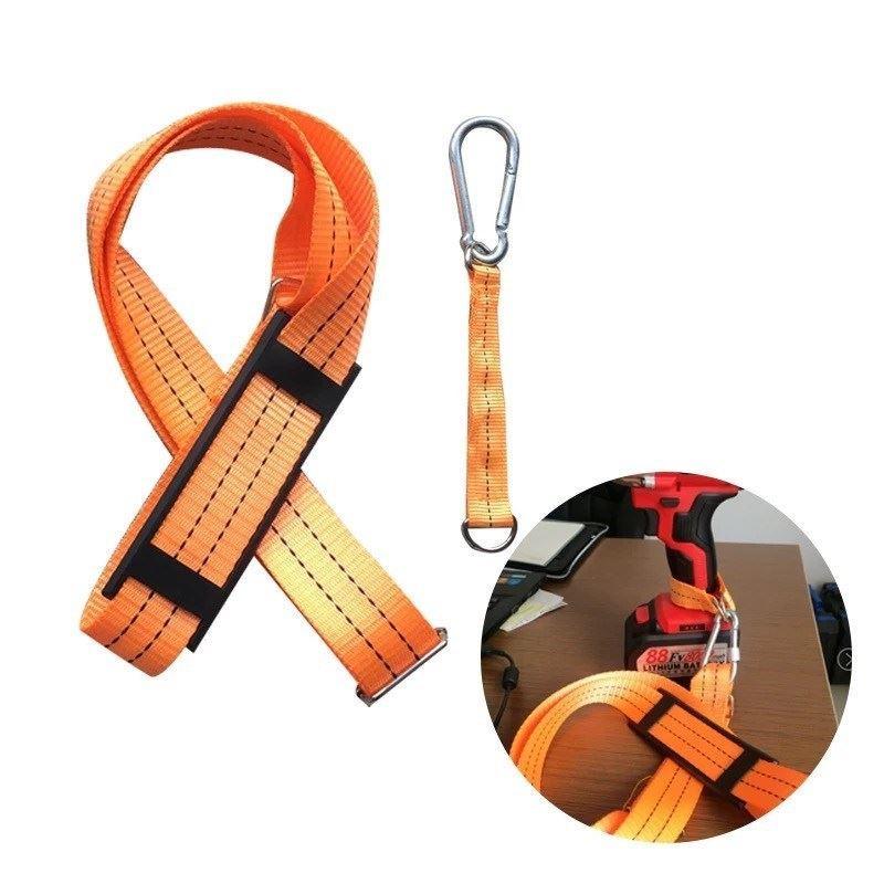有赠品钻头黑色腰带板手筋架腰架木工保护套电动扳手挎包充电钻安全带