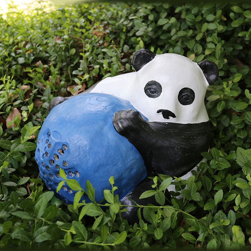 cpy-2 蘑菇音箱草坪音响园林石头音箱动物户外防水公园喇叭