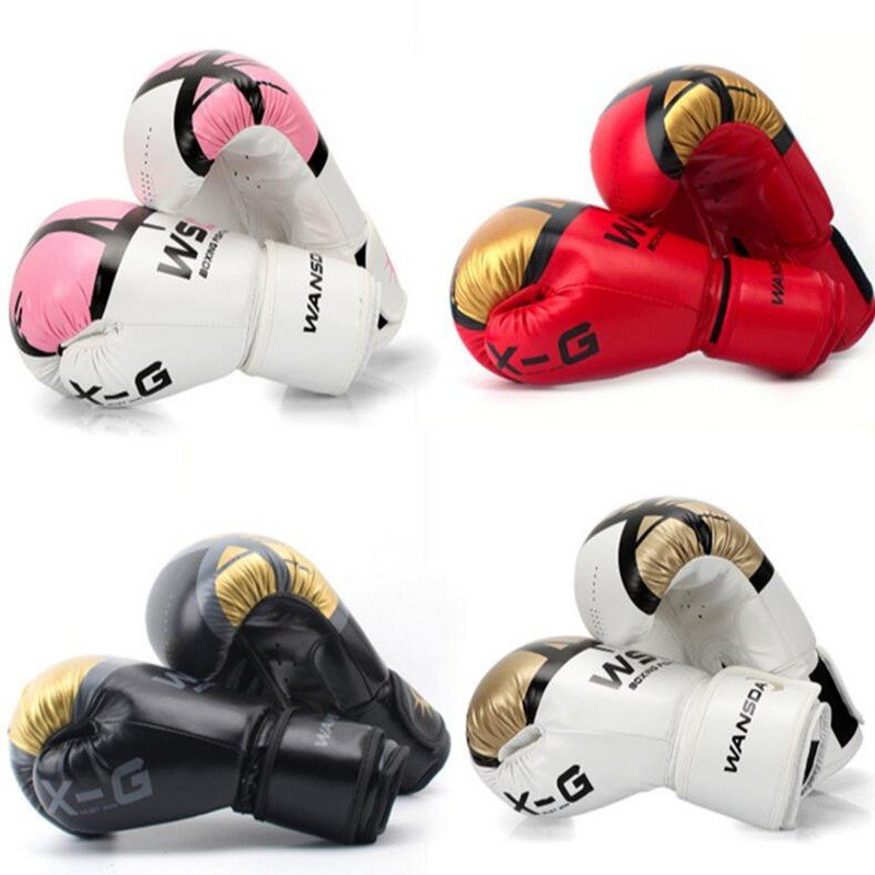 Boys, teenagers, childrens boxing gloves, childrens womens training, birthday training, boxing gloves, atmosphere, childrens wear resistance