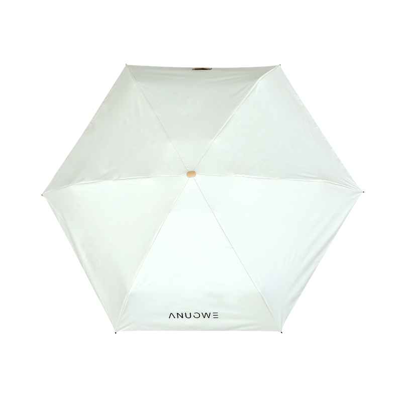 超轻小巧便携五折伞 生晴雨两用口袋伞 inss折叠防紫外线遮阳伞券后127.00元