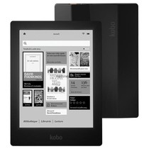 New ebook Kobo Aura HD ereader 6.8 inch 1440x1080 ouch scre