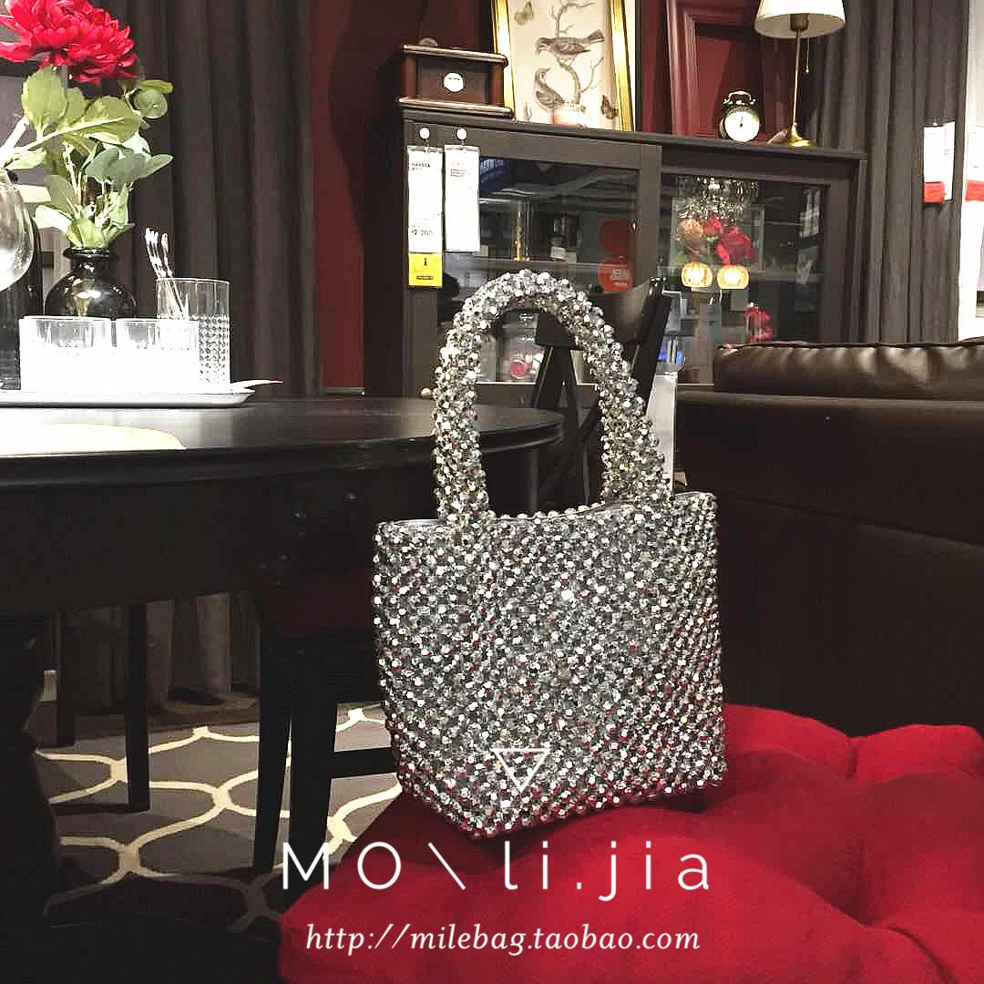 提包珍珠019新款春夏季潮2小包包满210.00元可用1元优惠券