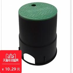 6寸绿化喷灌用园林绿化快速取水阀取水箱草坪塑料阀门井绿盖阀箱