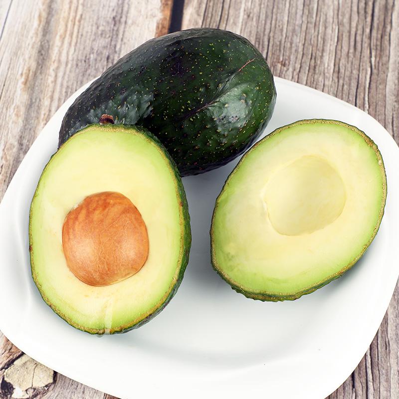 墨西哥进口牛油果新鲜大果当季水果批发包邮应季鳄梨巨无霸整箱8