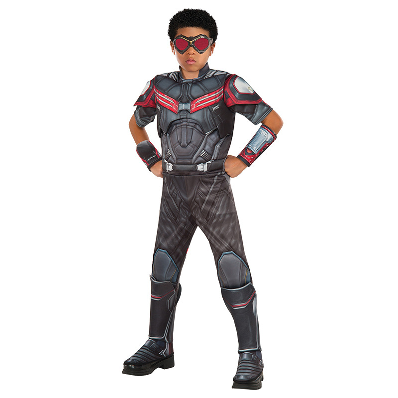 新商品のタカのコスプレは連体の服の復讐者連盟の4筋肉の役は加工してA 16を注文して作らせます。