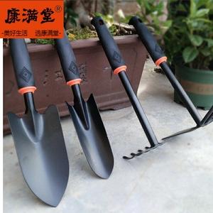 。挖树钓鱼专用铁锹便携式户外多功能工具组合铲小铲子种花工具挖