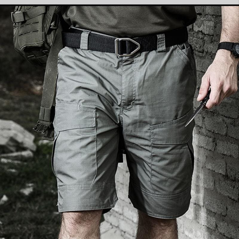 Raider outdoor camouflage summer camouflage shorts mens all terrain training tactical pants five Division pants