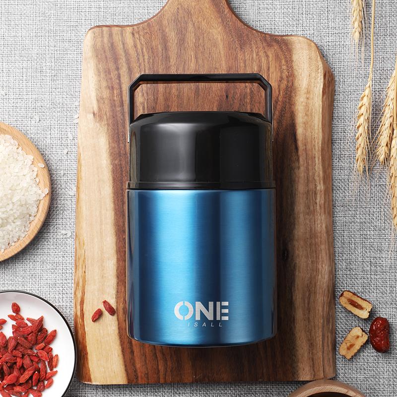 便携保温桶小巧1人装汤壶小型焖烧罐迷你盛粥杯饭盒大容量